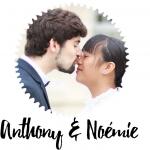 Anthony & Noémie